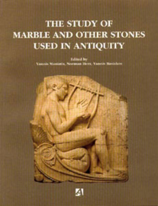 Our Titles > the Study of Marble and Other Stones Used in